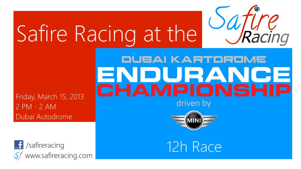 12h Race Banner