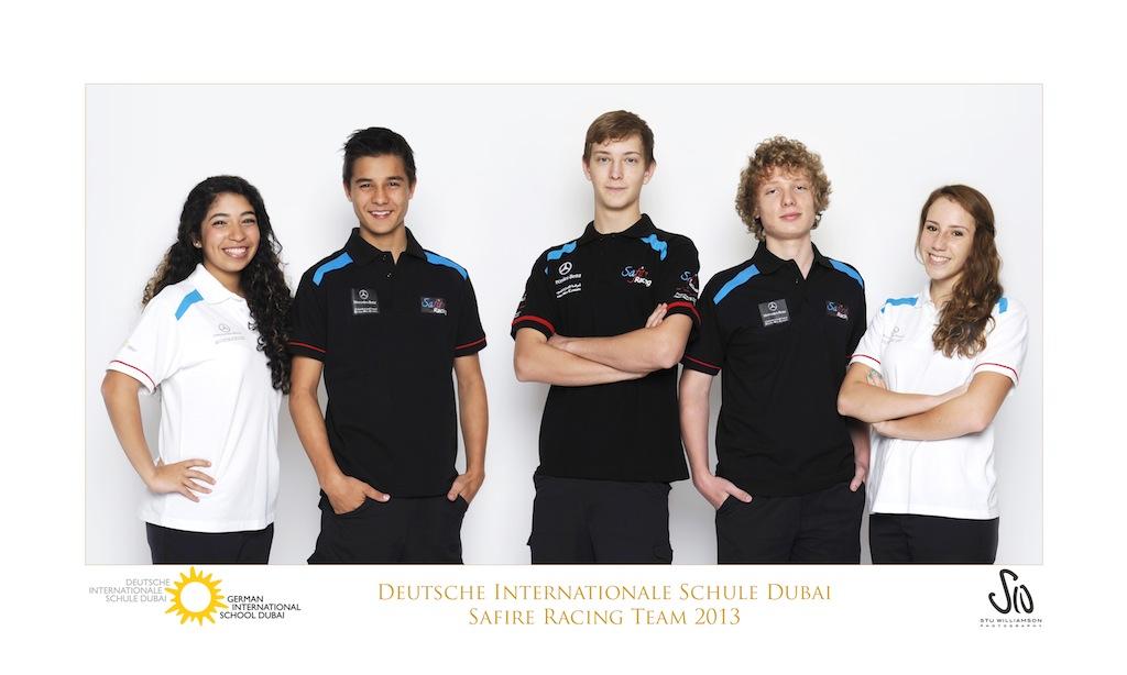 Safire Racing Team 2013