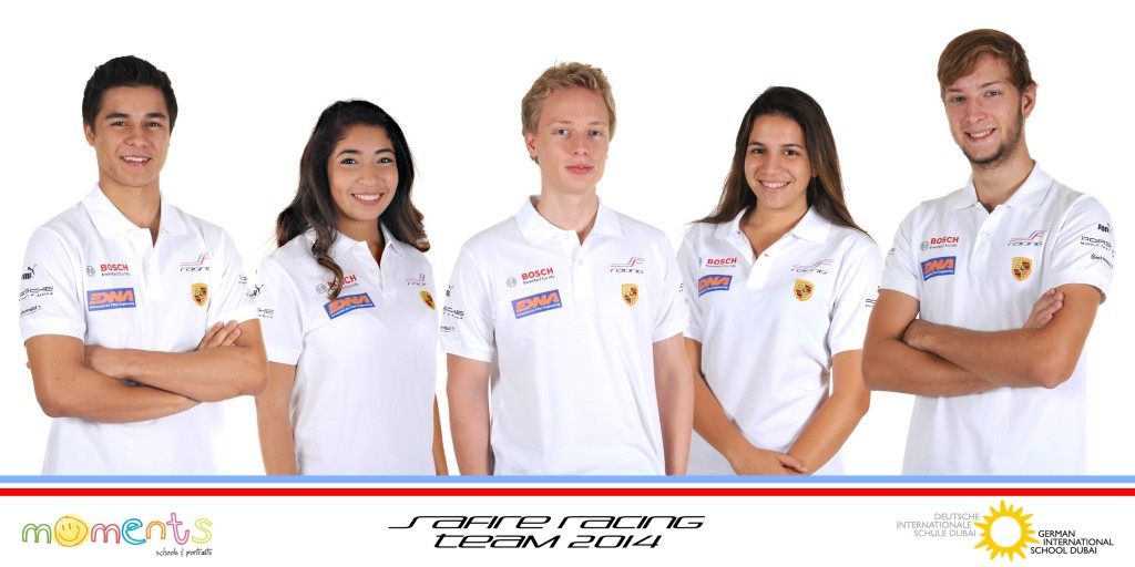 Safire Racing Team 2014